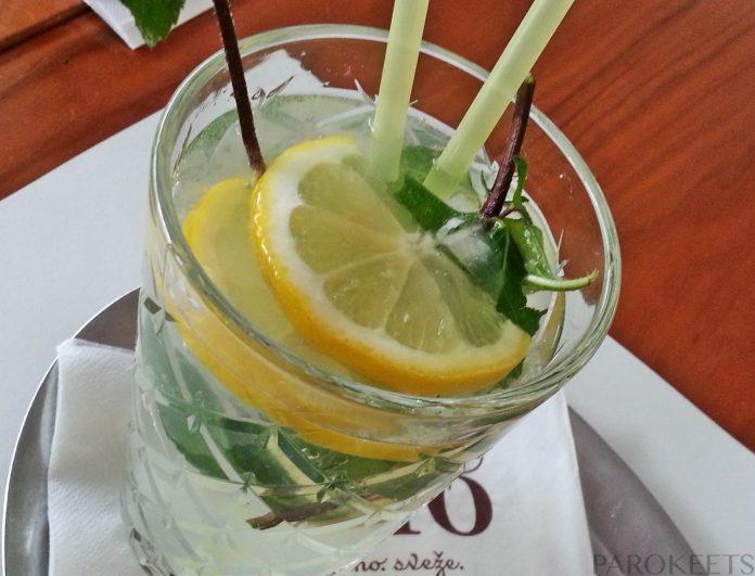 limonada z meto