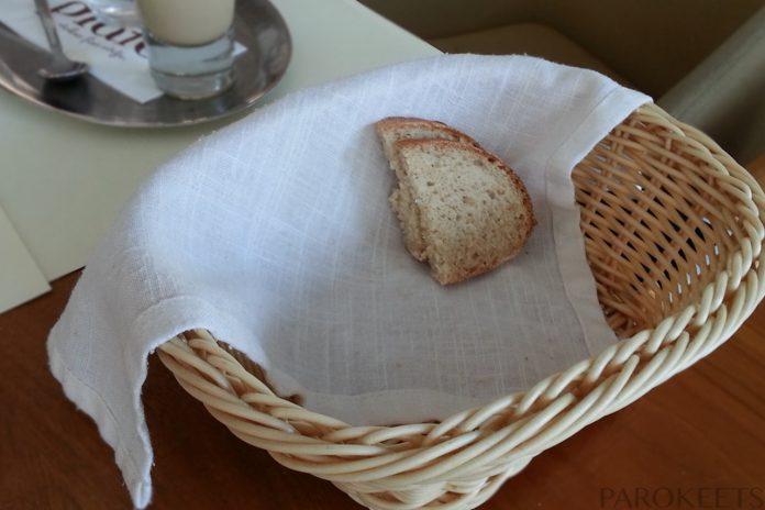 Plato Ljubljana zajtrk košara za kruh