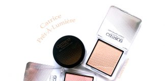 Catrice Pret-A-Lumiere Limited edition