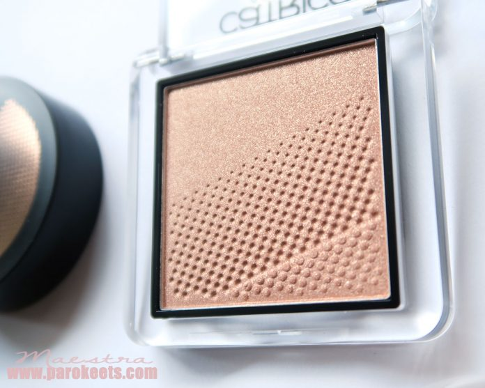 Catrice Pret-A-Lumiere Limited edition: Highlighting Powder Golden Glow