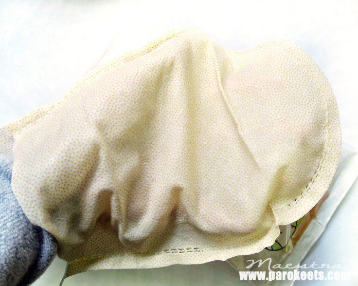 Balea - BodyFit - Massage Handschuhe