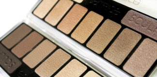 Catrice: The Precious Copper and The Essential Nude eyeshadow palettes