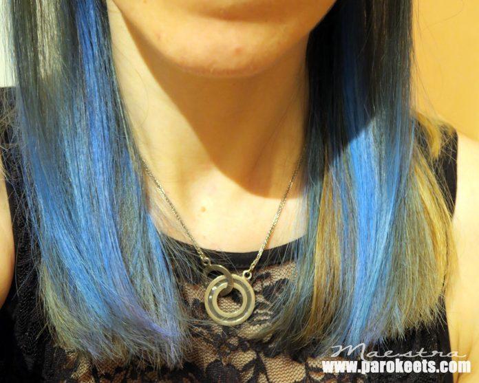 Crazy Color - Capri Blue Hair Dye