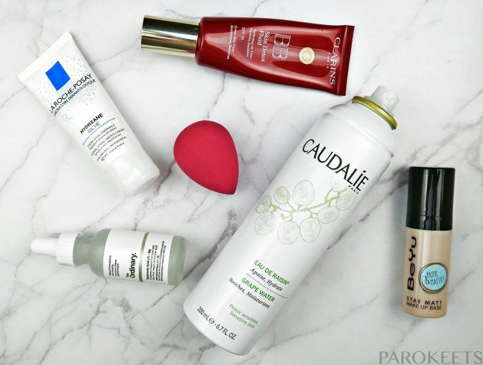 Boj proti luskasti koži - izdelki by Gabi Gejba Parokeets