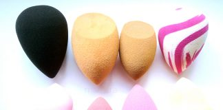 Make up sponges comparison