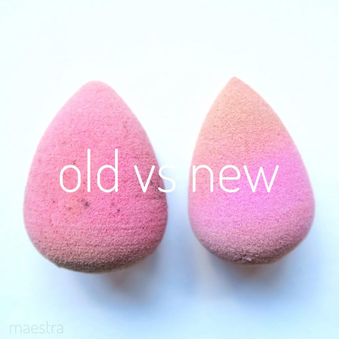 Make up sponges Beauty blender