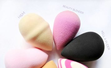 TOP 5 Make-up-sponges