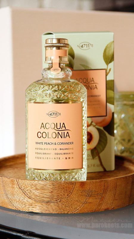 Perfume House No 4711: Acqua Colonia - White Peach & Coriander