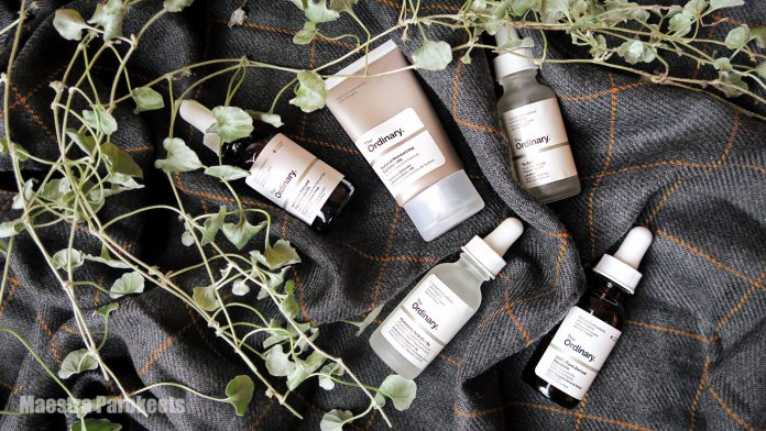 The Ordinary Basic Skin Care Routine - Maestra Parokeets