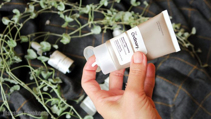 The Ordinary NMF Natural Moisturizing Factors